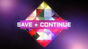 Save and Continue